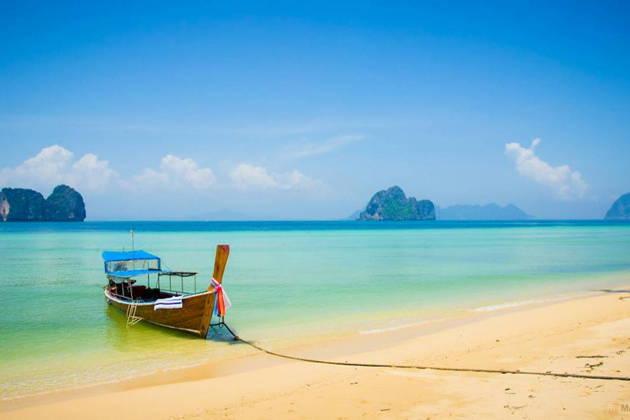 Острова Ко Сак, Ко Лан и остров обезьян