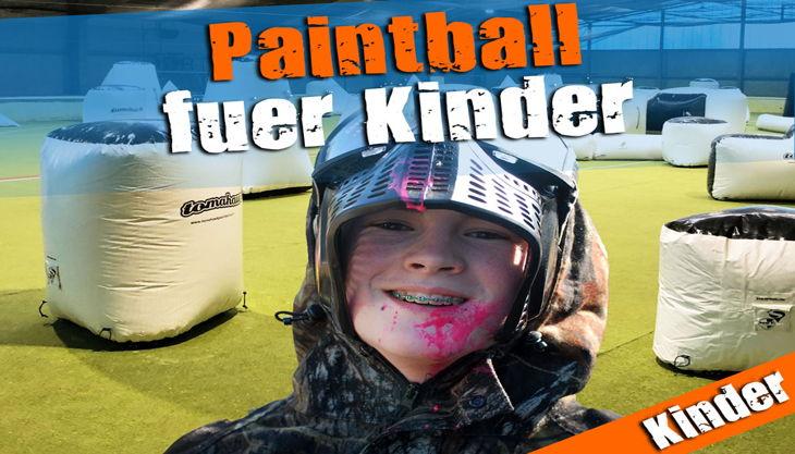 paintball kinder indoor