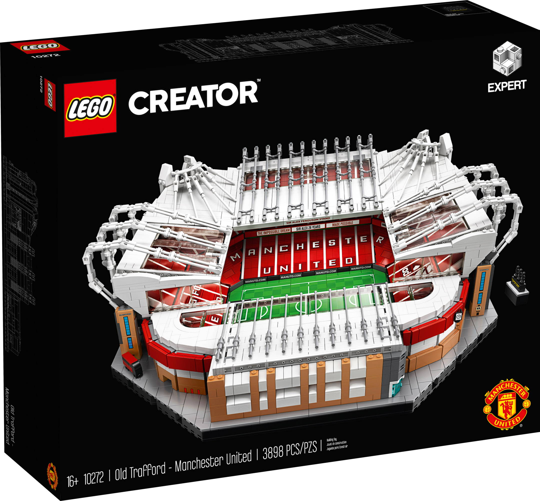 lego The Old Trafford