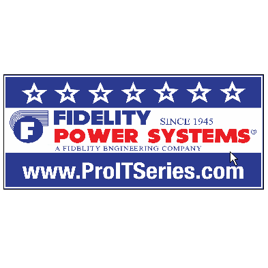 Fidelity Power Systems Pro ITSeries @ NJMP Thunderbolt