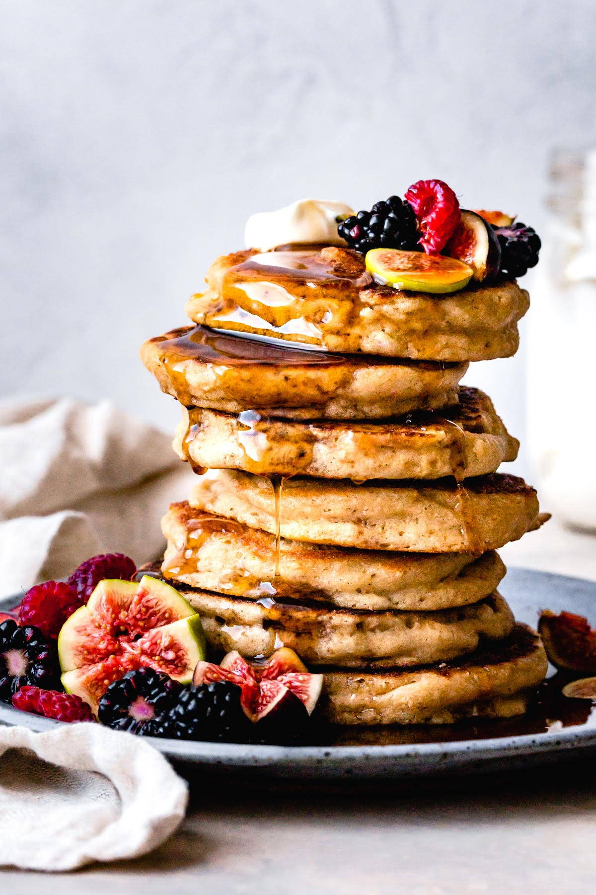 teff recipes teff pancakes with berhan teff
