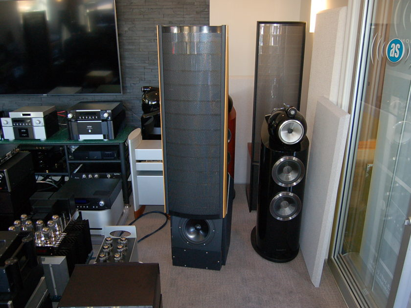 Martin Logan Prodigy Electrostatic Speakers All NEW Drivers