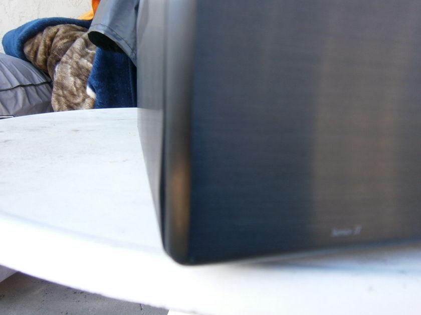 SUNFIRE GRAND CINEMA, 225 x 5, 450 x 5. ps audio pwr cord strong feedbck, pics
