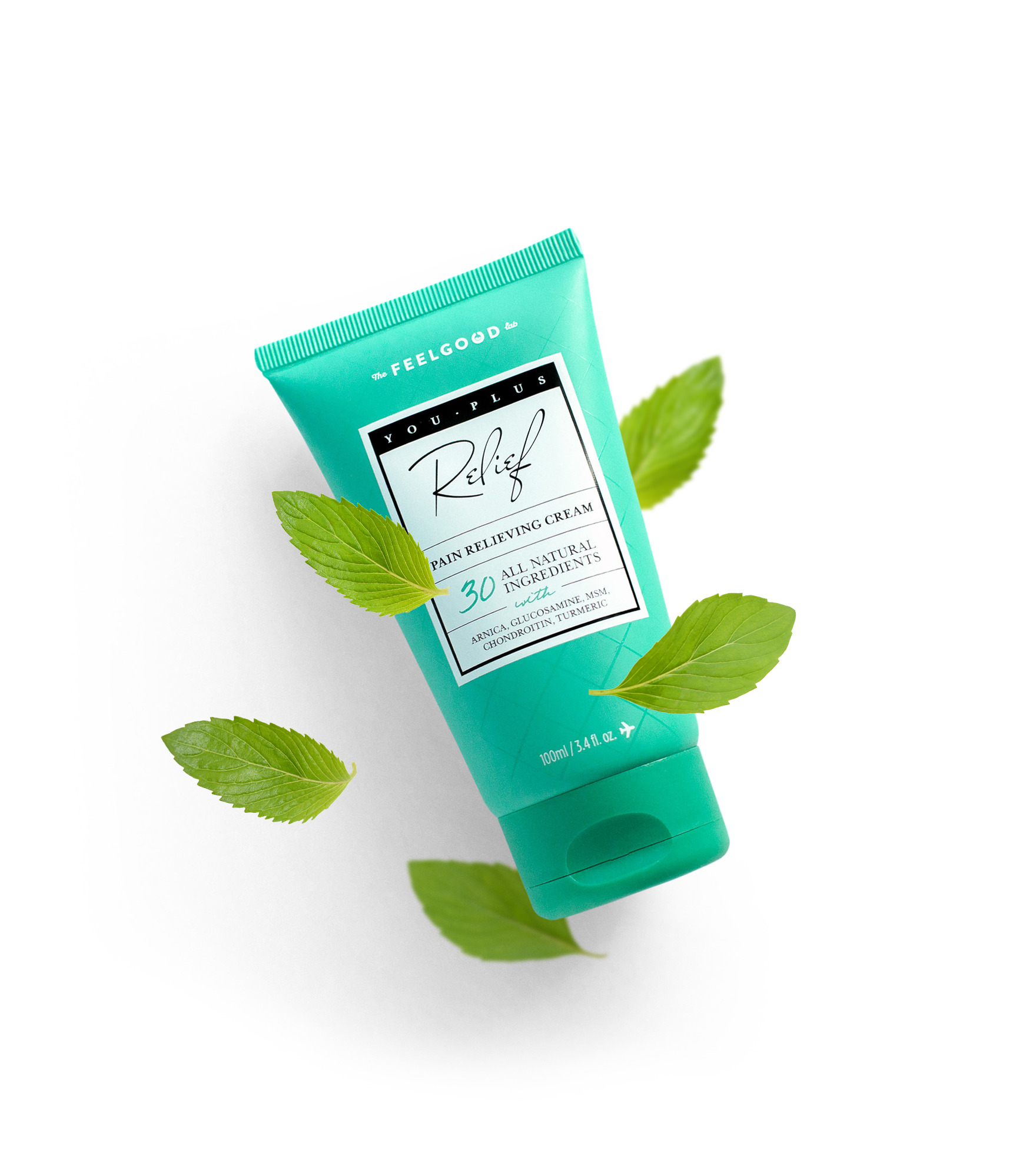 Menthol for Natural Topical Relief