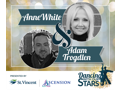 ANNE WHITE & ADAM TROGDLEN