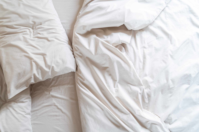 Linge de lit haut de gamme et ethique