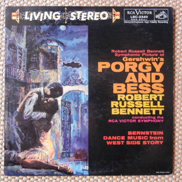 Porgy & Bess-West Side Story