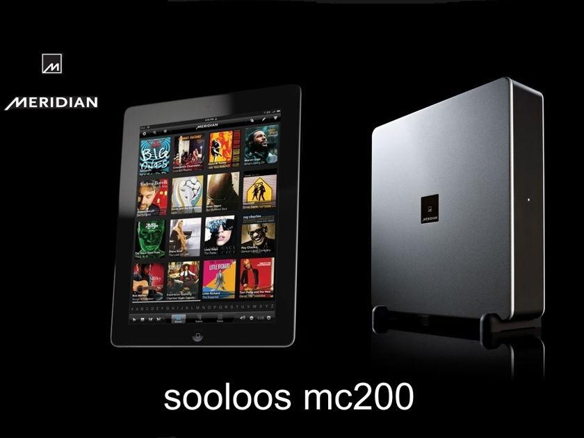 Meridian Media Core 200 Sooloos Server