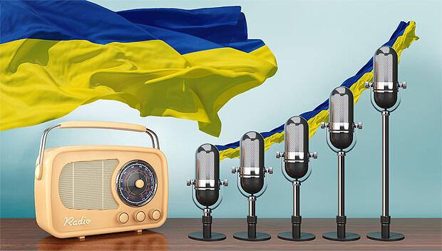 «Общественное радио» расширяет FM-вещание в Украине - Новости радио OnAir.ru