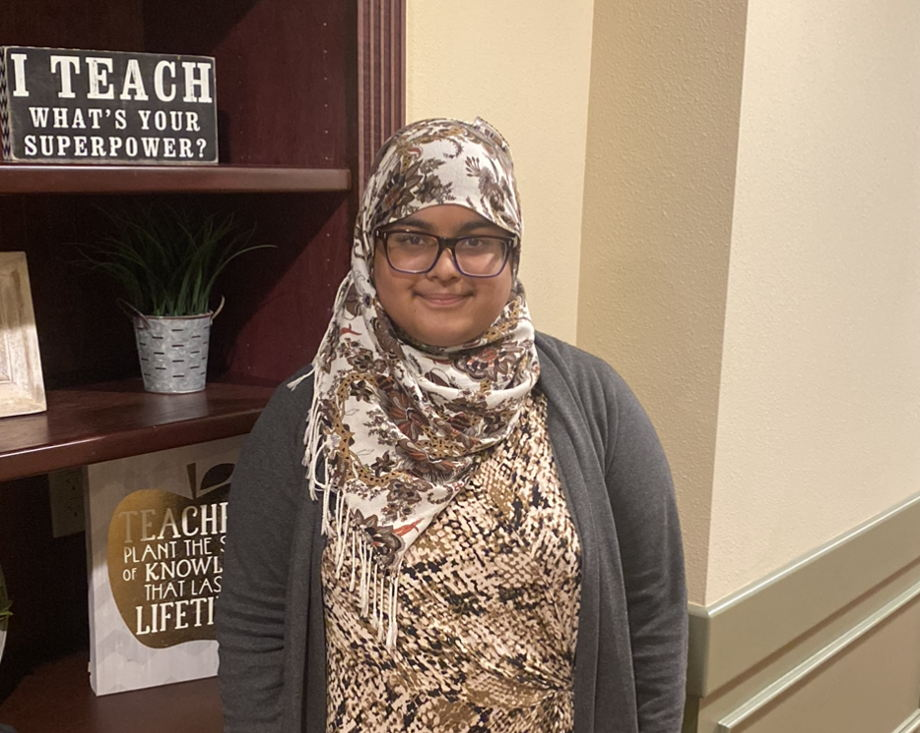 Ms. Sameeha Baig , School-Wide Support Faculty Member