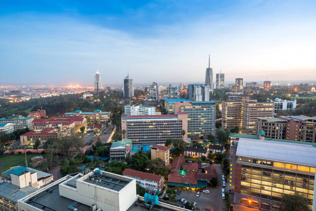 Learn about Nairobi at its Heart