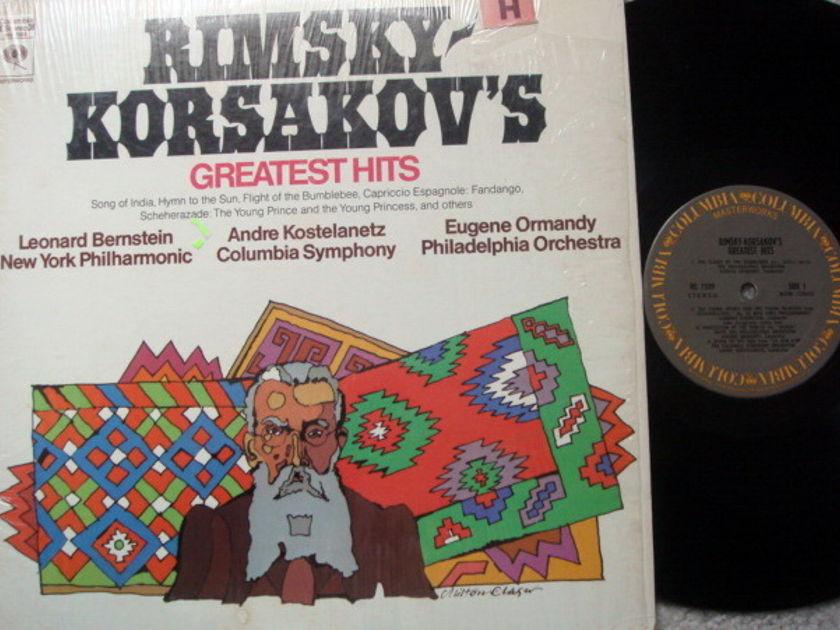 Columbia / BERNSTEIN-ORMANDY, - Rimsky-Korsakov's Greatest Hits, NM!