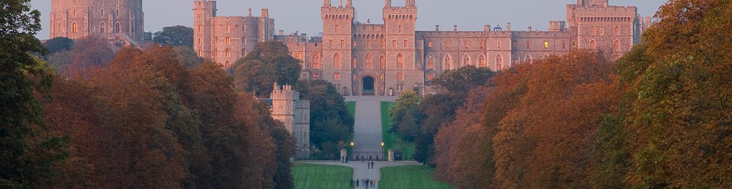 Поездка в Виндзорский замок