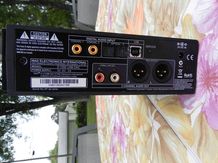 NAD D1050 USB DAC