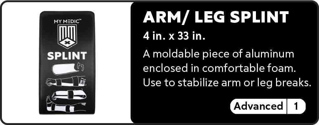 Arm / Leg Splint