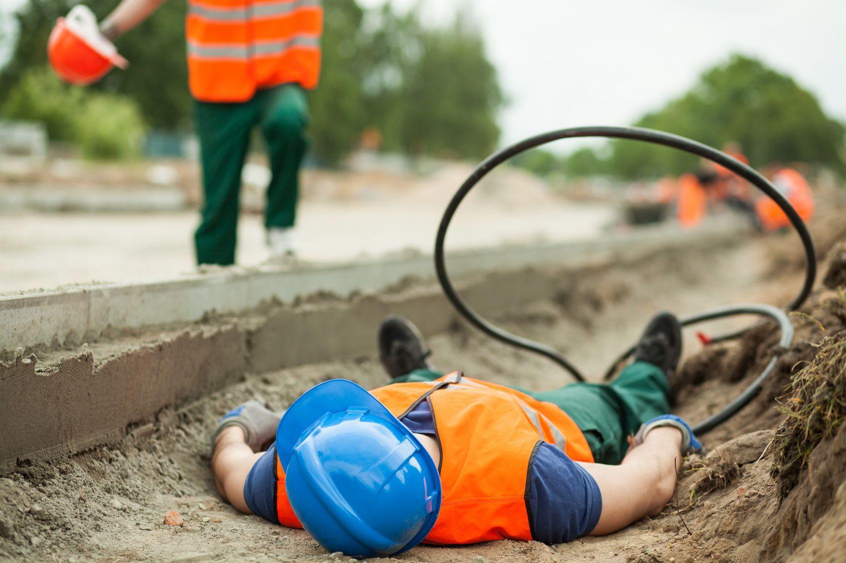 Abogados de accidentes de trabajo Xavier Segura