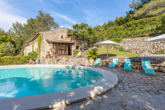Pollensa - Charming estate dating back centuries situated in Vall de March, close to Pollensa town