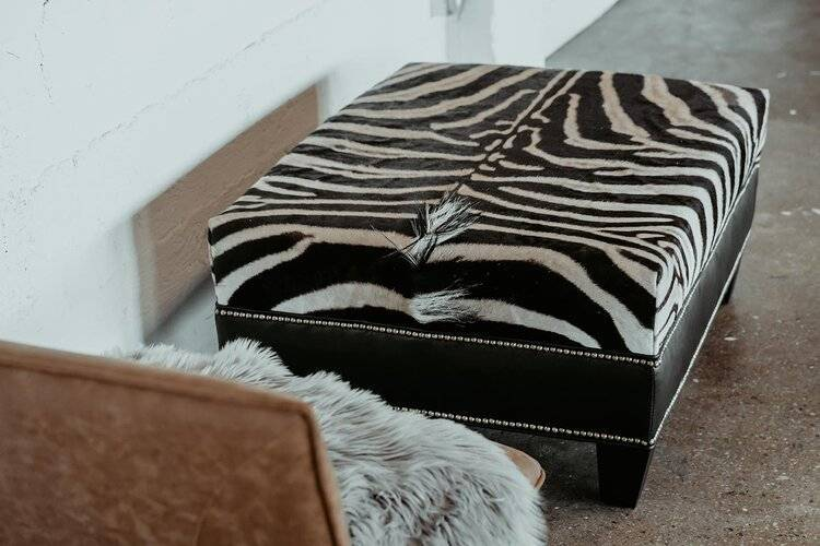 zebra furniture making