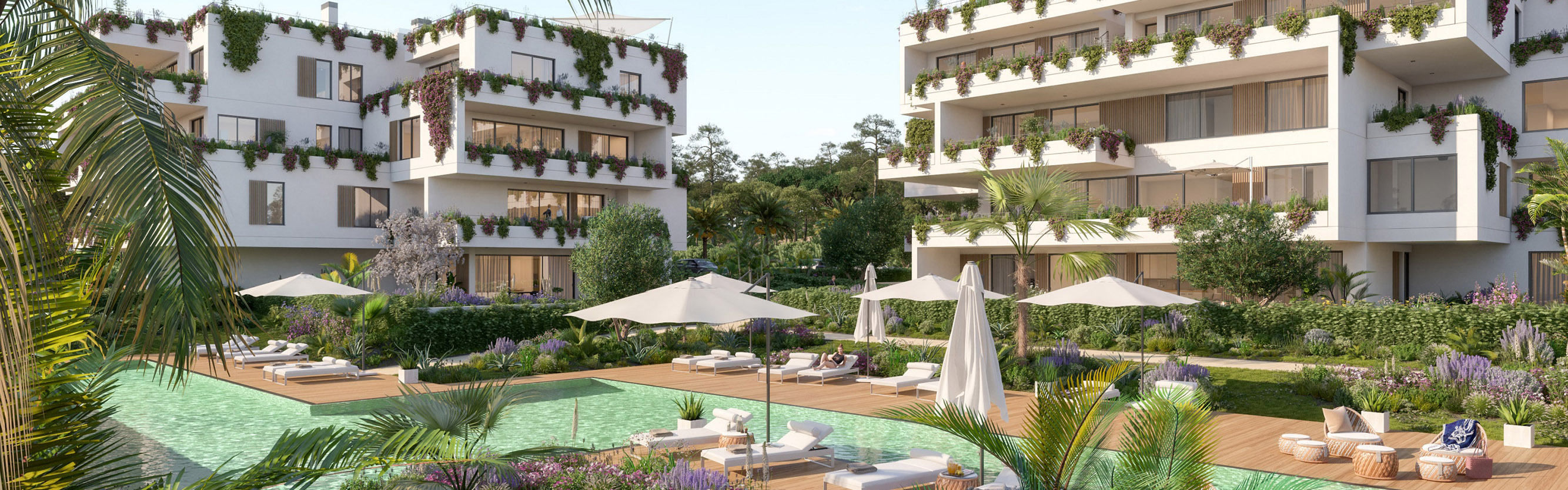 Balearen - GREEN ELEMENTS - Apartment Projekt in Nova Santa Ponsa, Mallorca