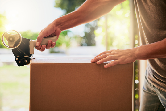 Sintra - Enjoy these 5 handy tips for a straightforward and stress-free moving day.