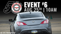 MBR SCCA Event #6 2019