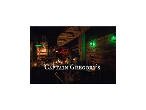 Cocktail Crafting Class for Six at Captain Gregory's