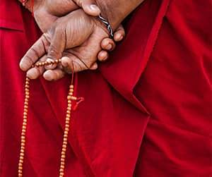 Buddhist Prayer Beads by kumioils blogs