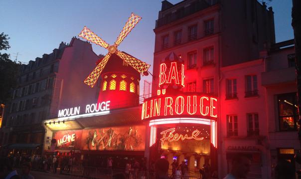 Монмартр – эпицентр свободы и творчества
