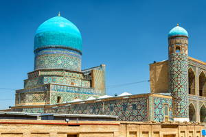 Heart of Oriental Architecture in Uzbekistan (8days)