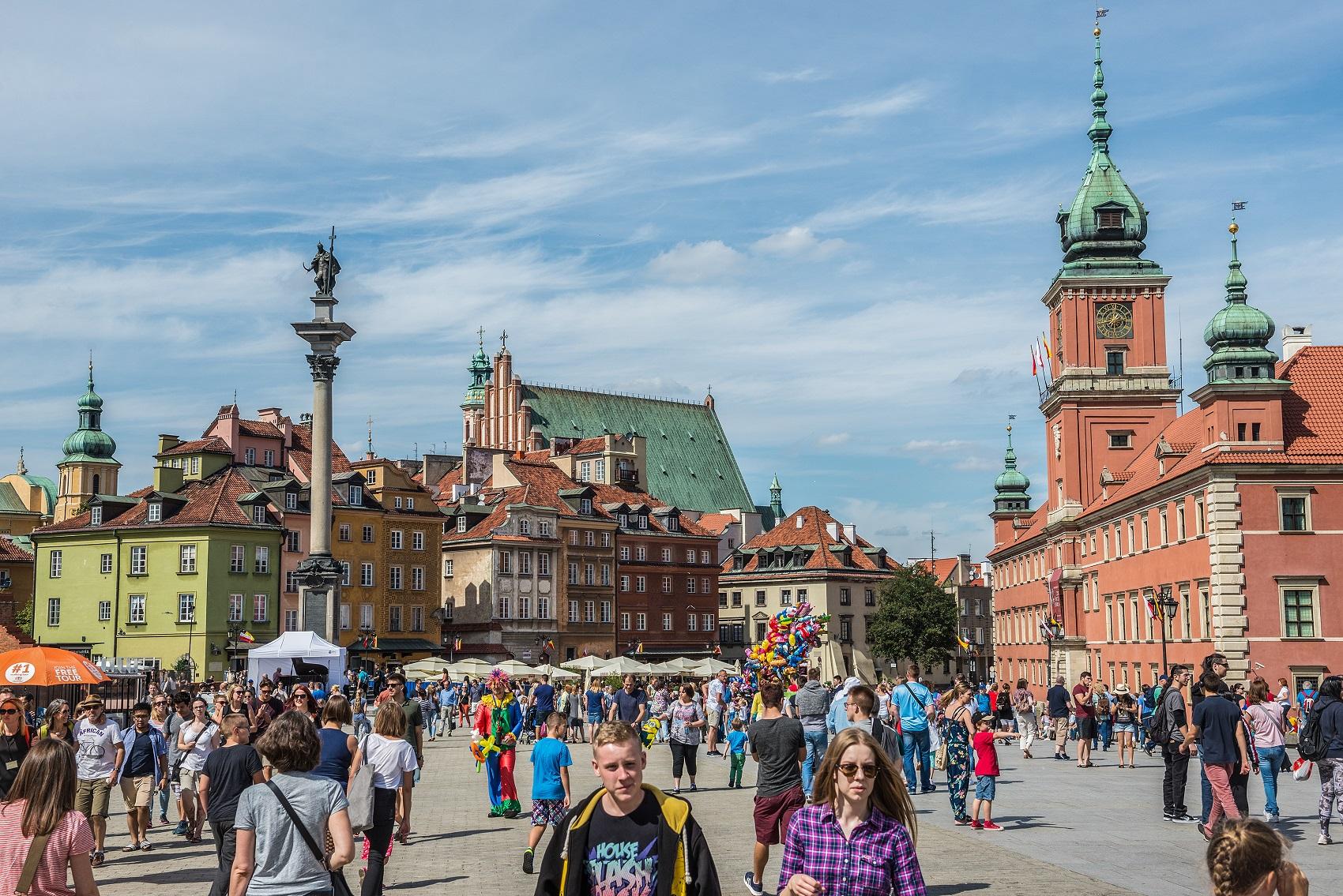 Groeikampioen Polen