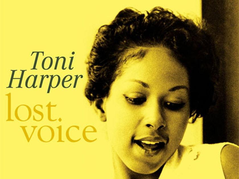 Toni Harper - Lost Voice  DMM 180g Import 2LP