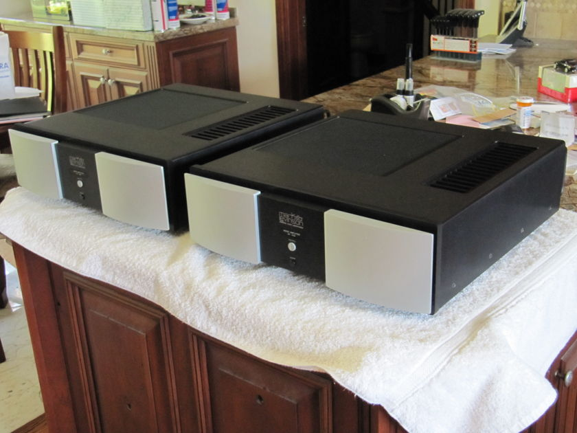 Mark Levinson 434 Mono Amplifiers Lower Price!