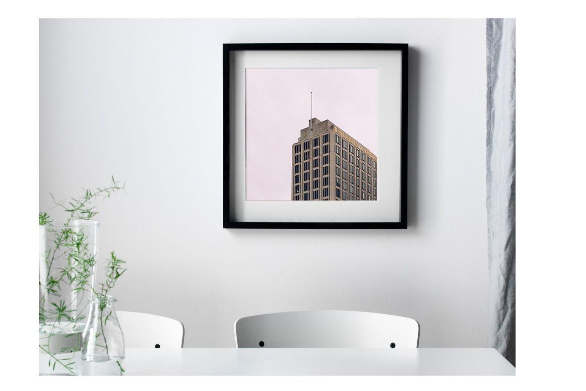 """Авторская фотография #1 из серии """"BERLIN Ø"""" 40x40см"""