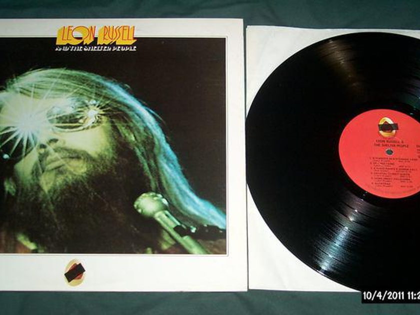 Leon russell - And The Shelter people lp nm