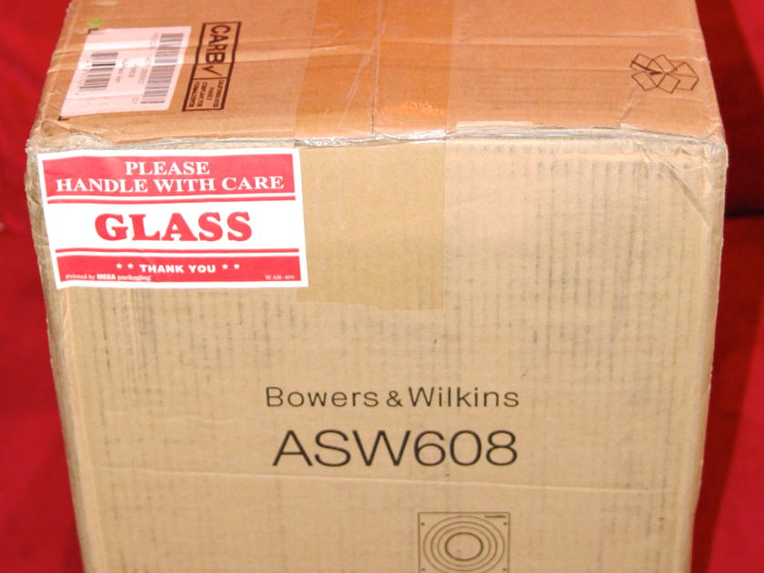 BOWERS & WILKINS ASW-608 Subwoofer
