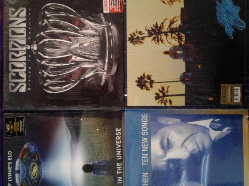 Various L.P. Collection - 10 Lp