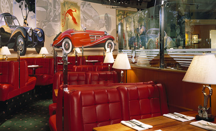 Clyde's of Chevy Chase Display & Dine