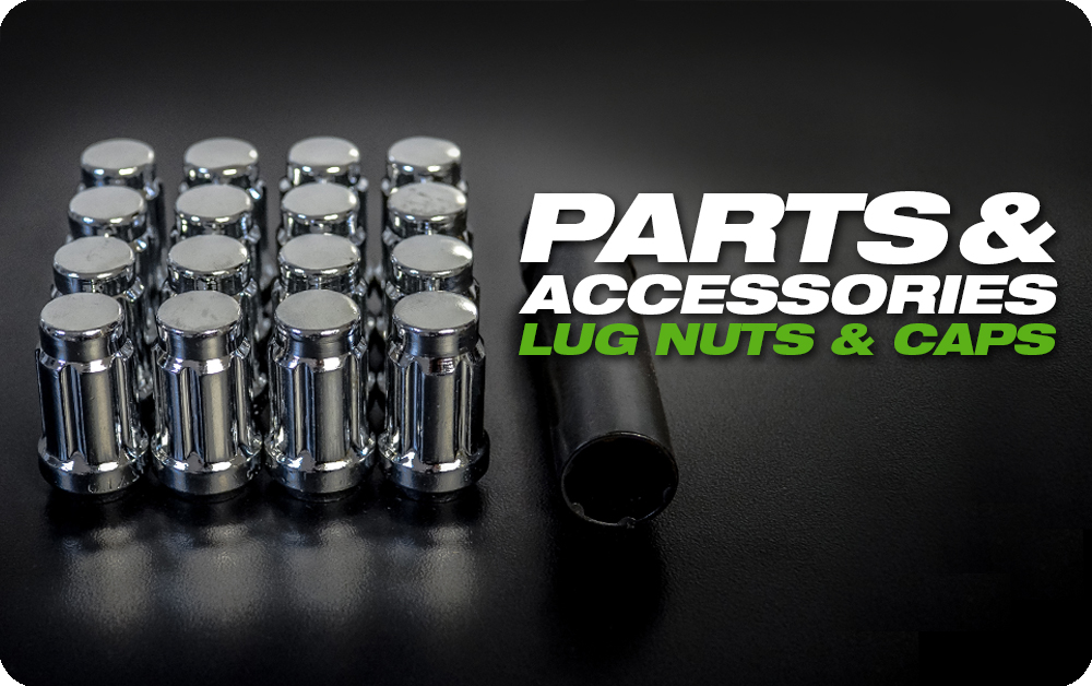 Shop for HD Golf Cart Wheel Lug Nuts and Accessories Online Here
