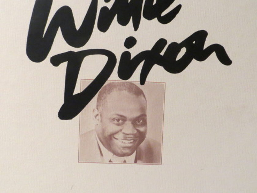 WILLIE DIXON - CHESS BOX SET 2 CD w BOOKLET