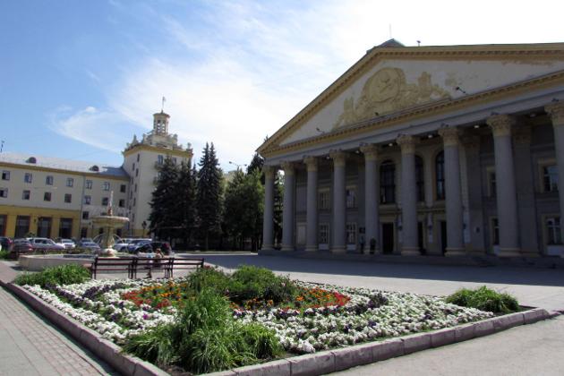 Чудеса «Богданки». Достопримечательности Калининского района Новосибирска