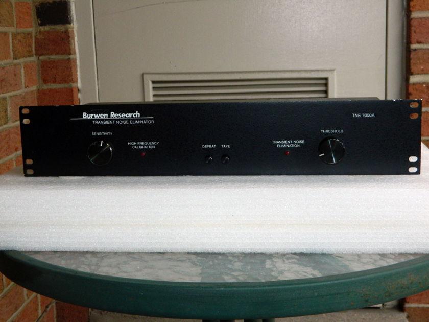 Burwen Research  TNE 7000A Transient Noise Eliminator