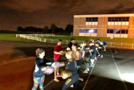 Kippax Fitness Class Saturday's 09.30's Image