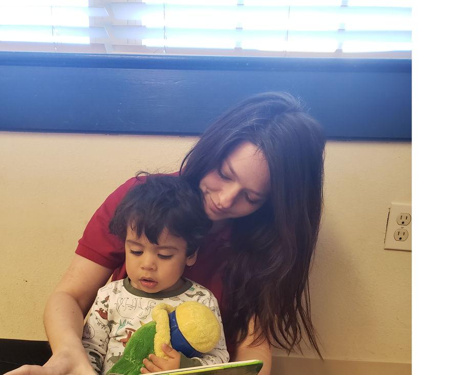 Ms. Richerson , Early Preschool Lead Teacher