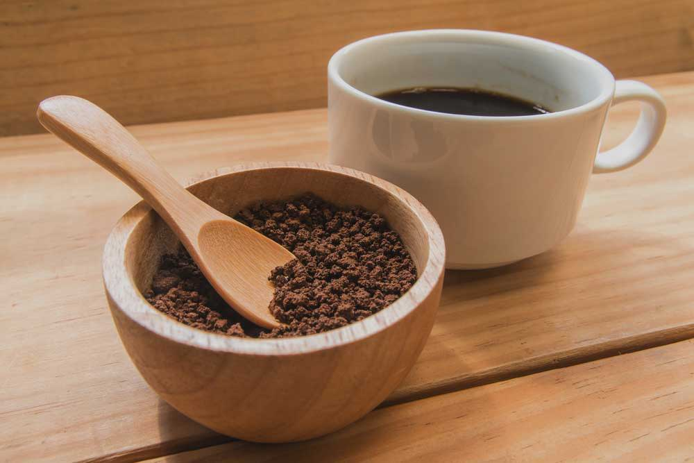 Coffee, natural nootropic for increased energy