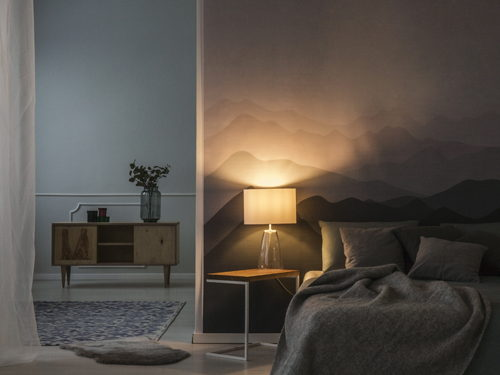 Why lighting in autumn is all about calm, cosiness and colour