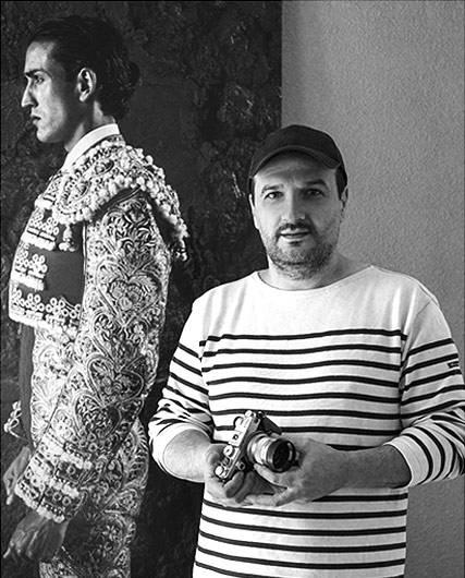 Ivailo Stanev-Álvarez- Monochrome Hub Gallery founder