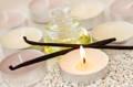 vanilla and candles