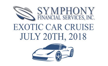 2018 Exotic Car Cruise In