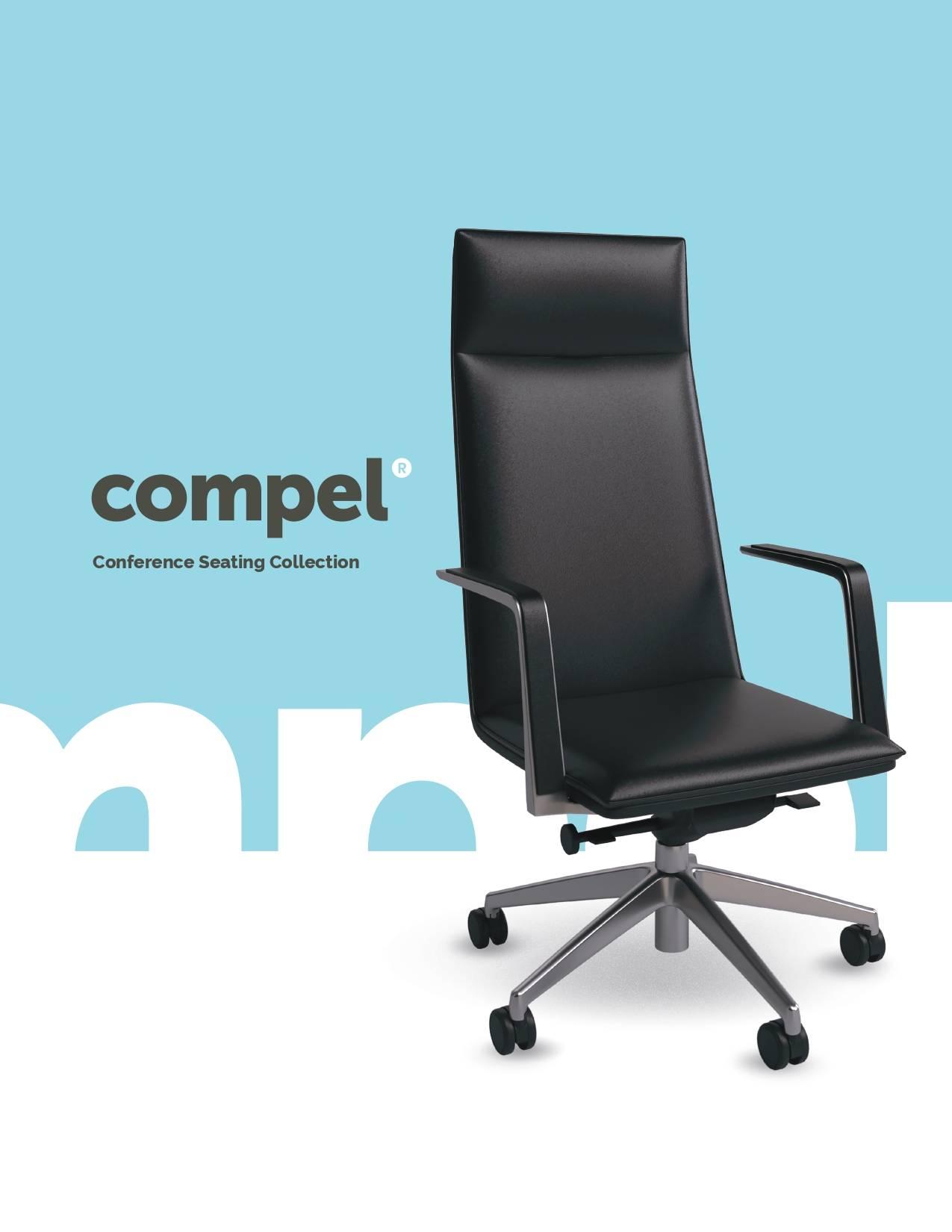 Compel Furniture Executive Seating Brochure