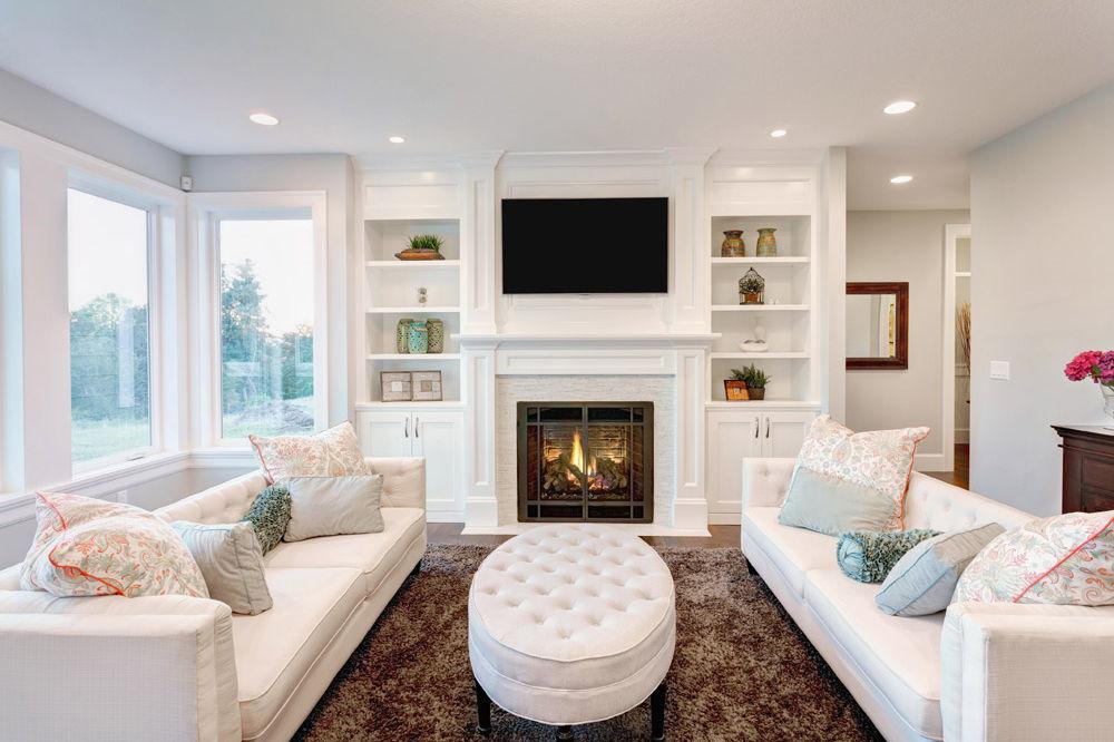 Un décor monochrome (ou presque) pour rafraîchir votre intérieur